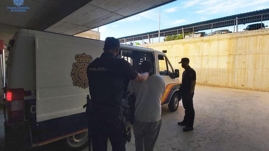 Prisión provisional para el presunto autor material del apuñalamiento mortal en Ibiza