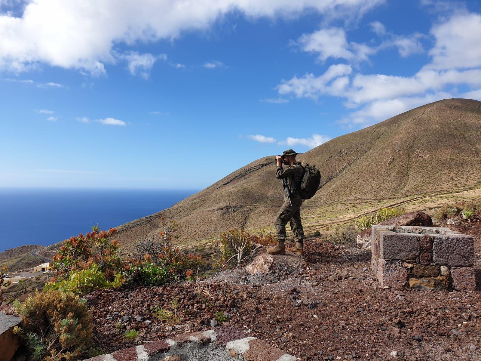 El Grupo Táctico Canarias se despliega en el Archipiélago