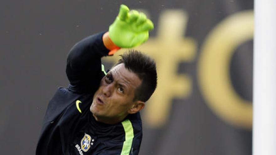 ¿Diego Alves vuelve a LaLiga?