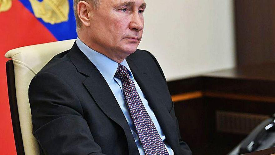 Una votación a la medida de Putin