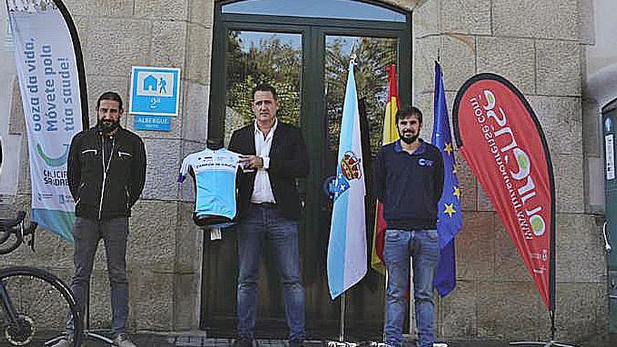 Baños de Molgas, sede del ciclismo contrarreloj