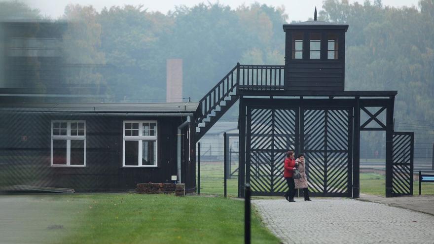 Detenida en Alemania la exsecretaria de un campo de concentración nazi
