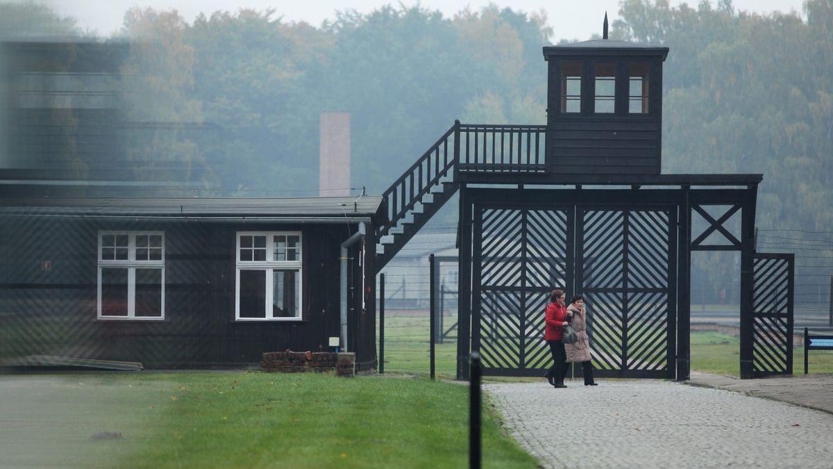 El campo de concentración de Stutthof es ahora un museo en memoria de las víctimas.