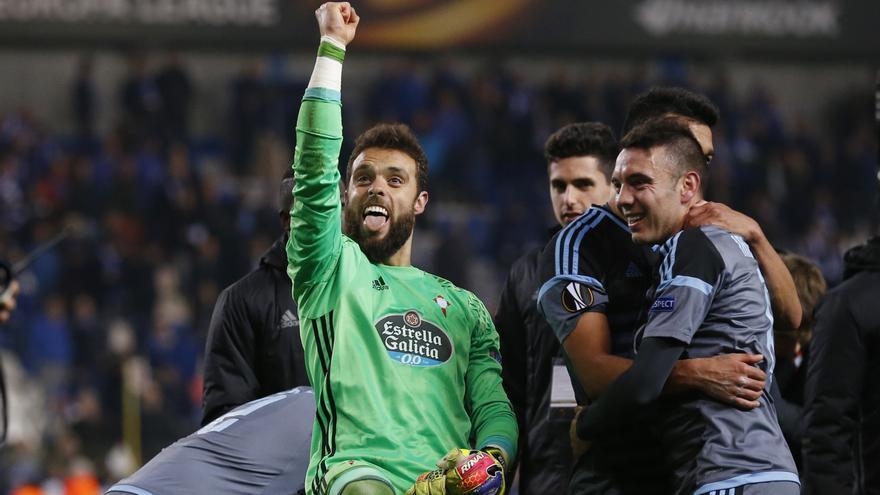 Sergio Álvarez se retira: estos son sus mejores momentos con el Celta
