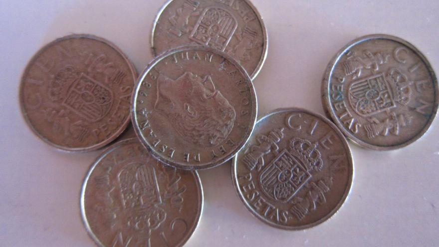 Se cumplen 20 años de la última acuñación de la peseta