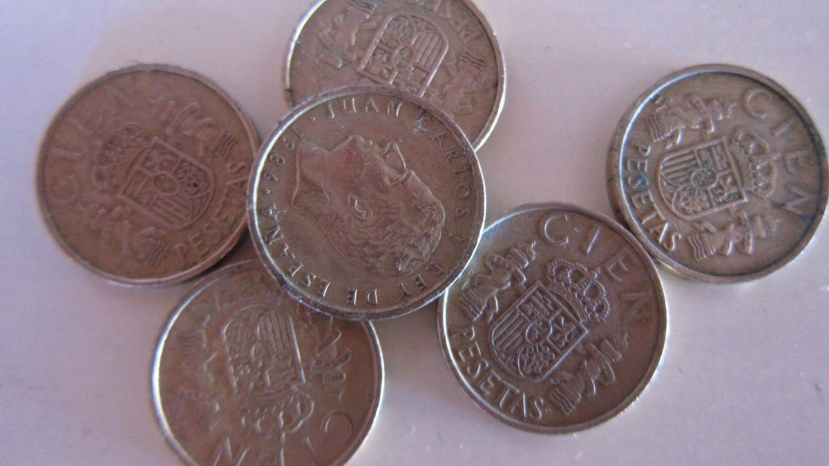 La peseta nació el 19 de octubre de 1868.