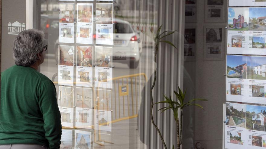 Los pisos de segunda mano en Galicia cuestan un 15% menos que la media del país