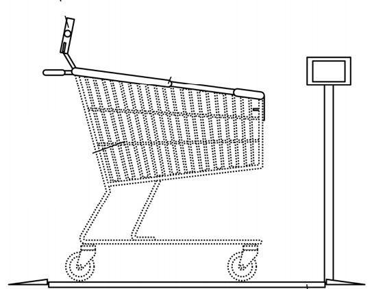 Carcasa para la gestión de la compra