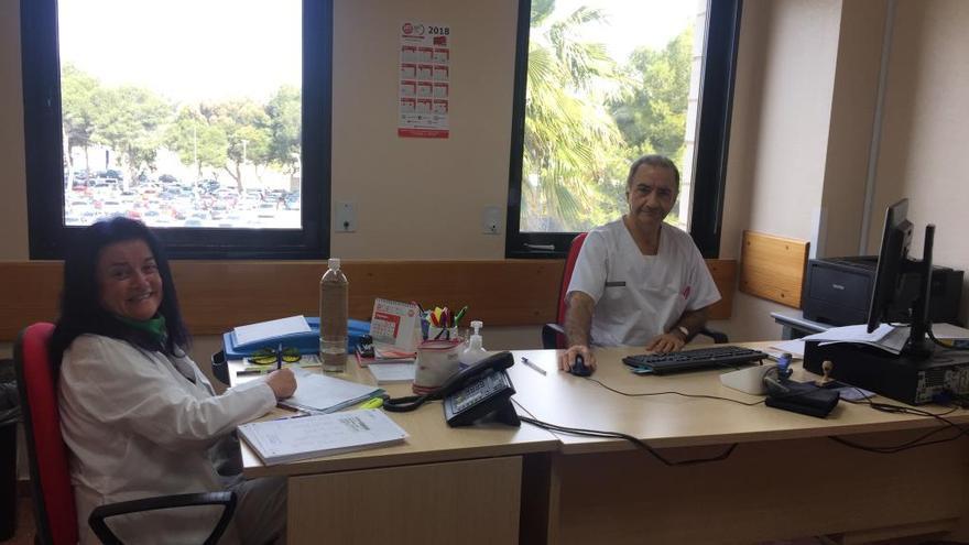 La consulta de nefrología del Hospital Vega Baja incrementa su actividad un 60%