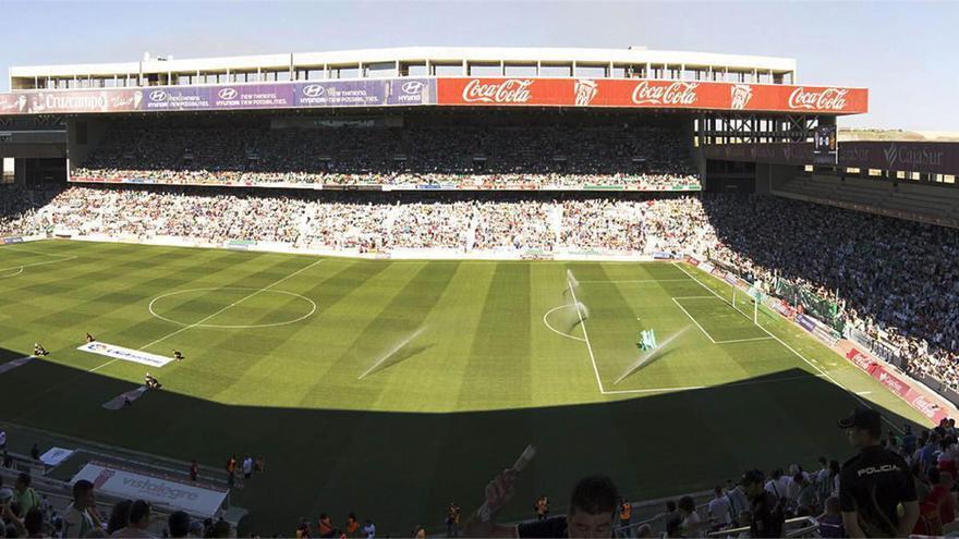 El Arcángel es un ancla para el Córdoba CF