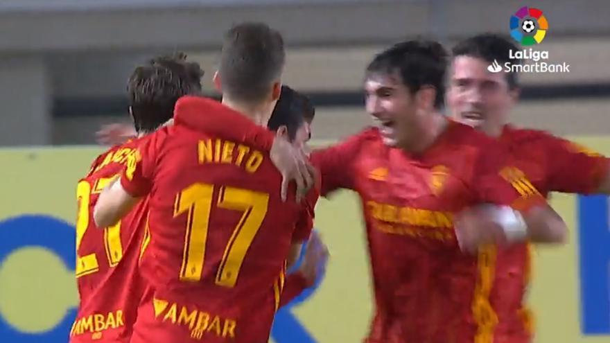 Vídeo de los goles del partido UD Las Palmas - Zaragoza