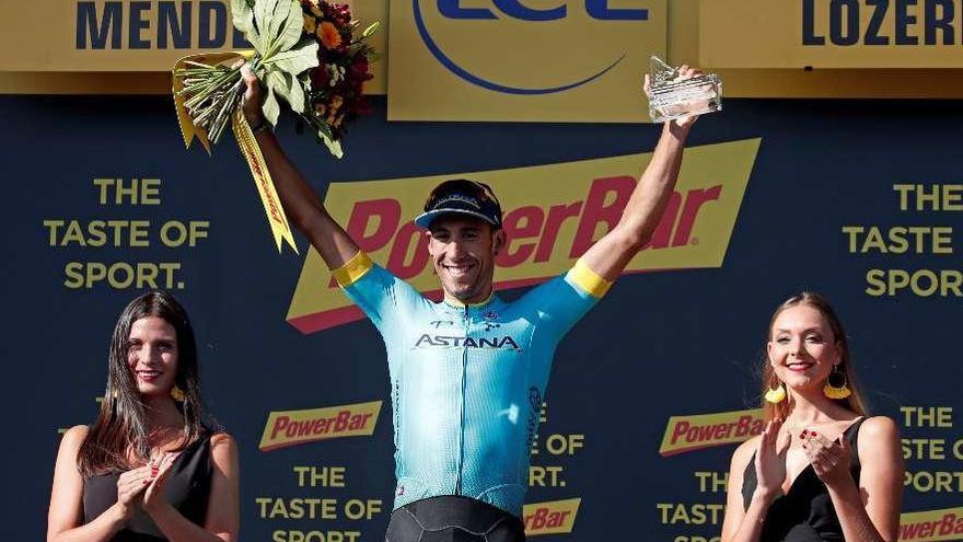 Omar Fraile consigue la primera victoria española en el Tour