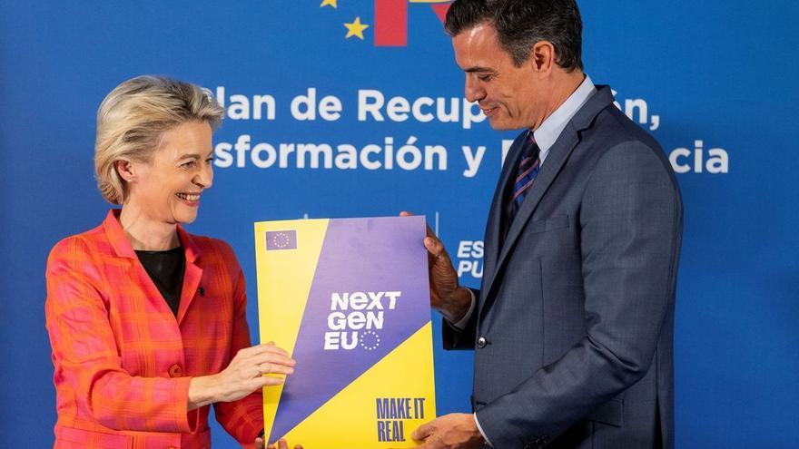 Los fondos europeos, a golpe de clic: 5 webs para enterarse de ayudas y convocatorias