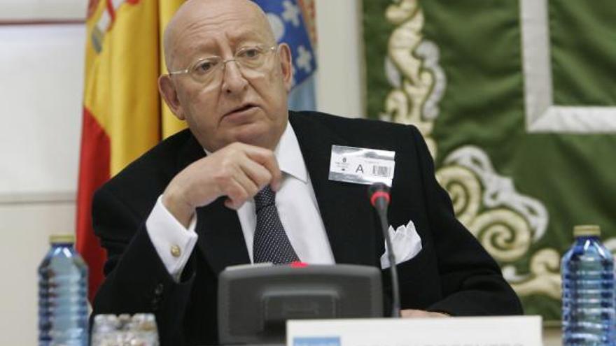 Muere Mauro Varela, exdiputado y expresidente de Caixa Galicia