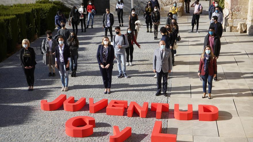 Venticinco jóvenes de España y Portugal desarrollan en Zamora iniciativas emprendedoras