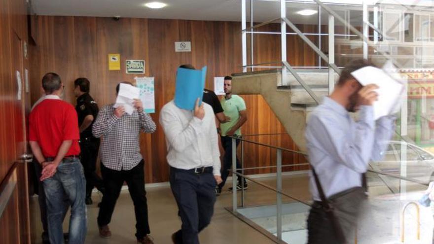 Expulsan de la Policía a los agentes condenados en el caso Cala Cortina