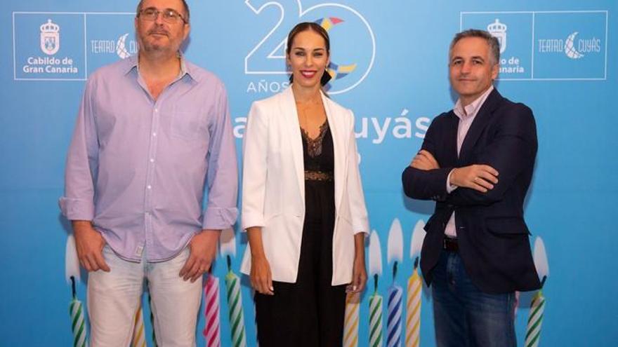 El Cuyás inaugura la temporada del 20º aniversario