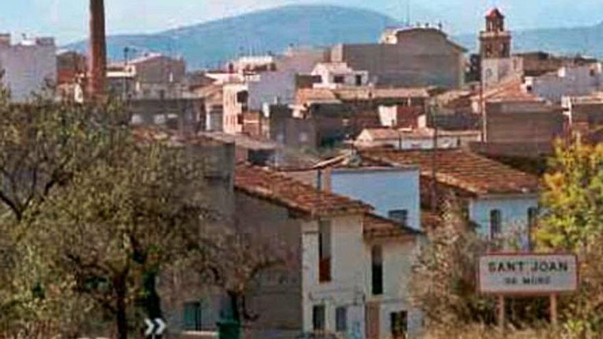 'La Panderola' se va de fiesta por un día a Sant Joan de Moró