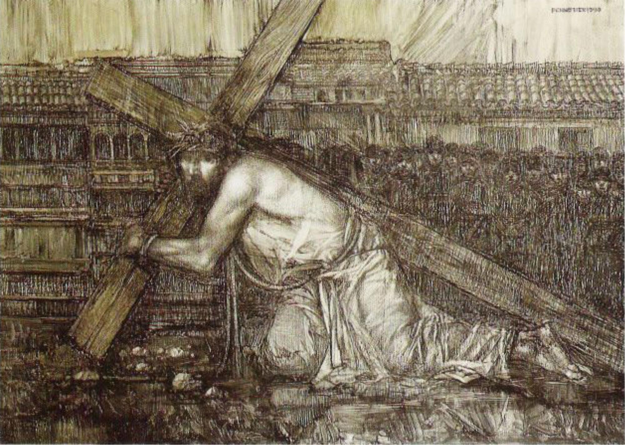 Así es el Vía Crucis del Arte Zamorano
