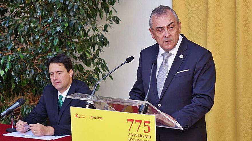 Ontinyent cerrará los actos del 775 aniversario como vila real con la presentación de un libro