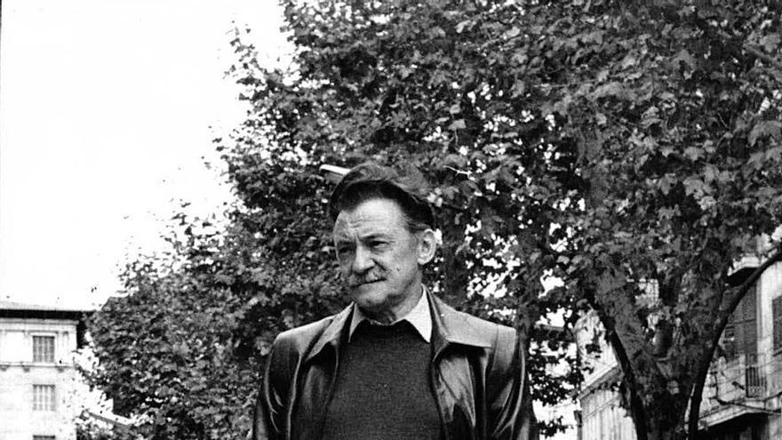 La pasión mallorquina de Mario Benedetti