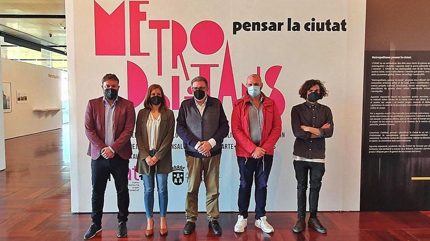 El EMAT celebra su 15 aniversario con un «diálogo entre arte y ciudad»