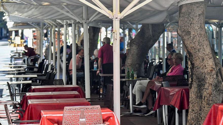 Terrazas, parques, transporte público... conoce la nueva normativa anticovid de la capital grancanaria
