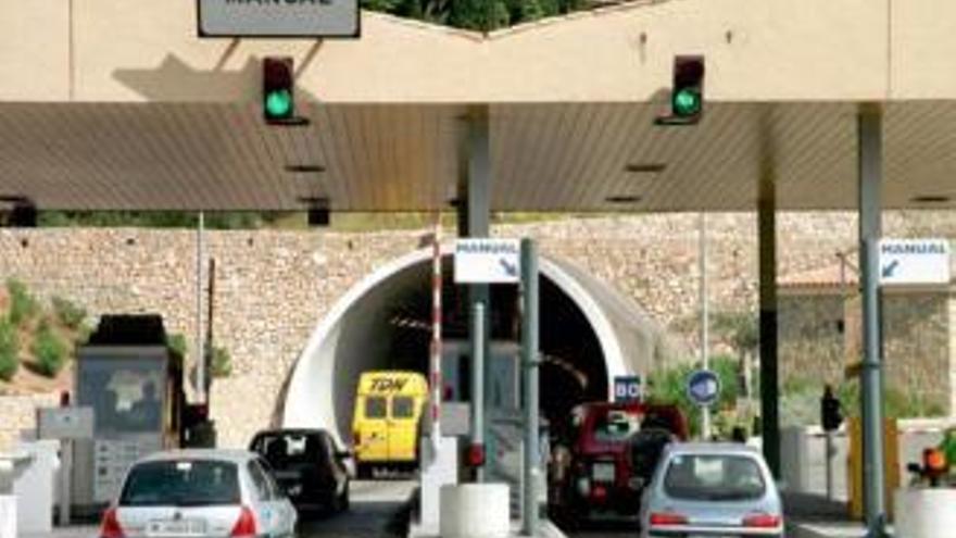 Der Sóller-Tunnel bleibt vorerst kostenpflichtig