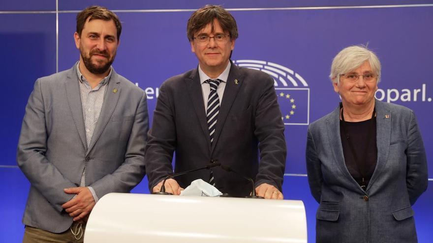 Italia comunica a España que no detendrá a Comín y Ponsatí si viajan a Cerdeña