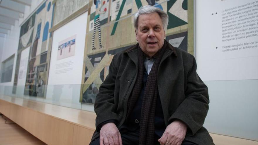 La cultura zamorana pide el Premio de las Artes de Castilla y León para Antonio Pedrero