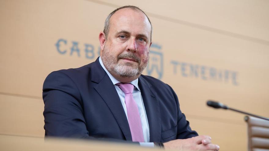 Enrique Arriaga: «El ritmo actual  es de una licitación a la semana»