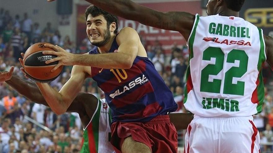Álex Abrines, a un paso de fichar por el Barcelona Lassa