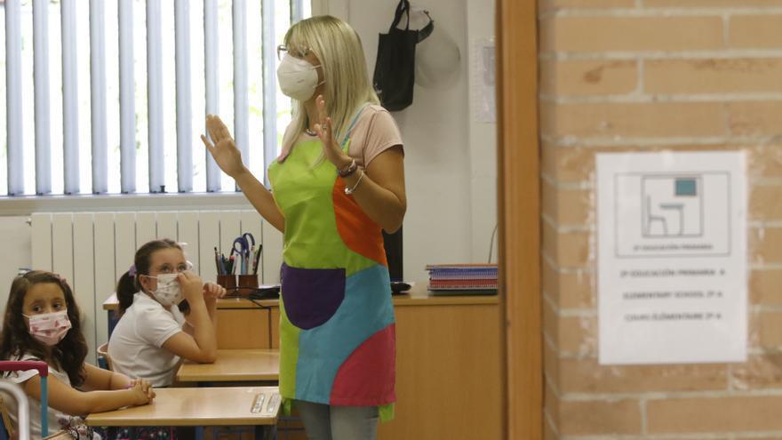 Los profesores cordobeses esperan que se sumen 460 docentes de refuerzo este curso