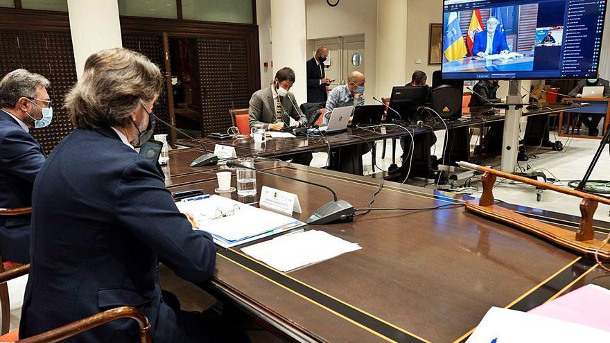 Torres reclama a la UE medidas más eficaces para la migración