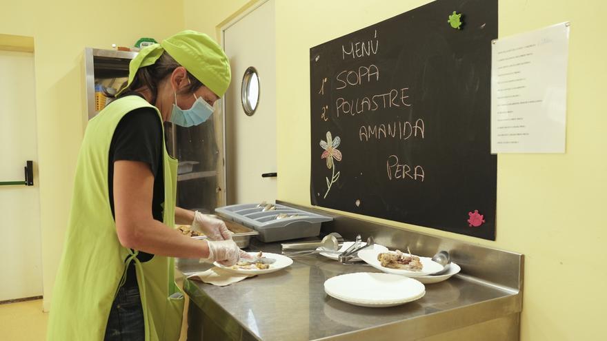 El Consell del Bages concedeix 3.076 beques de menjador escolar per a aquest curs