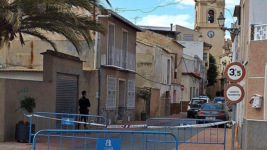 Detenido un hombre que recibió tres disparos durante un tiroteo en Catral