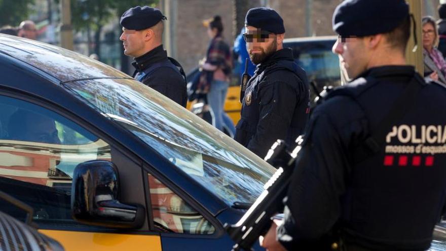 El juez deja en libertad al militar francés detenido en la Sagrada Familia
