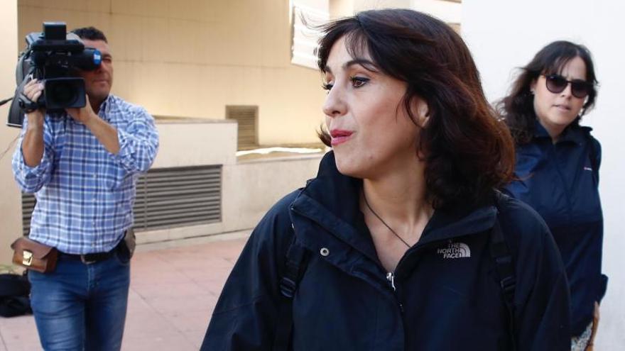Juana Rivas recurre su condena al Tribunal Supremo