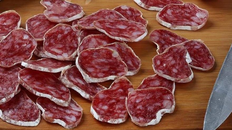 Els lots de fuet retirats a França per salmonel·losi també s'han venut a Girona