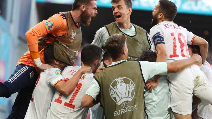 La opinión tras la victoria de España ante Croacia: La selección sin gol