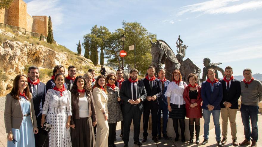 El Consejo de Gobierno aborda proyectos estratégicos para Caravaca
