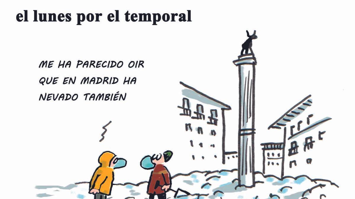 Madrid retrasa la vuelta al cole