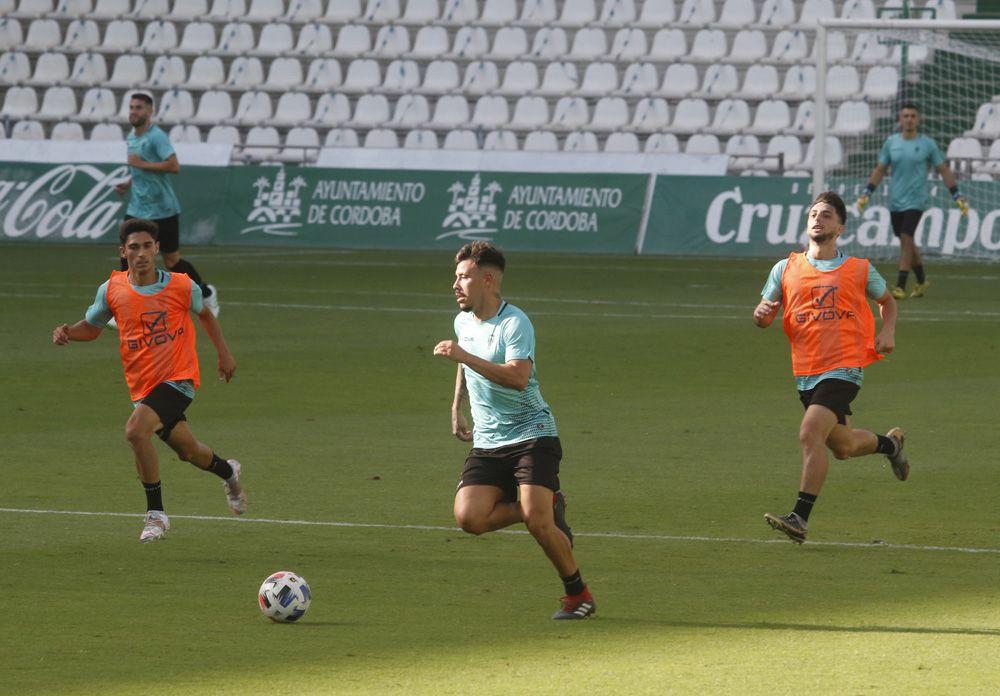 Primera prueba del Córdoba CF ante su filial