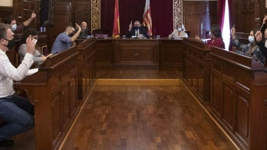 Sigue en directo el pleno de la Diputación de Castellón