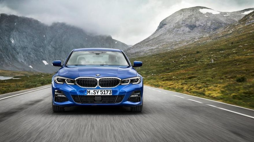 El BMW Sèrie 3 guanya protagonisme