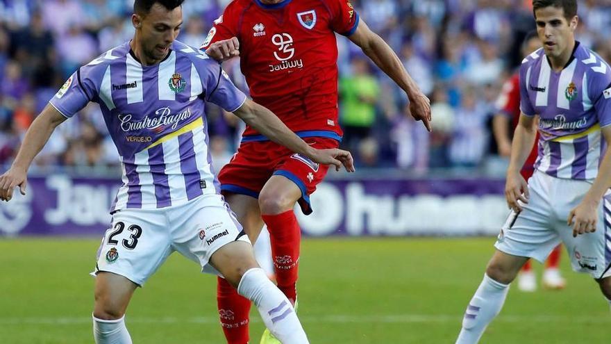 El Valladolid aguanta y es de Primera