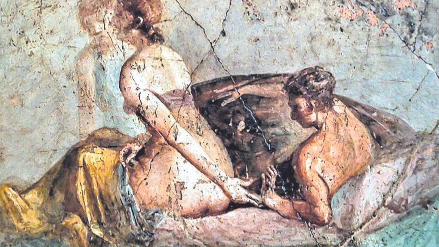 Roma, sangre y sexo
