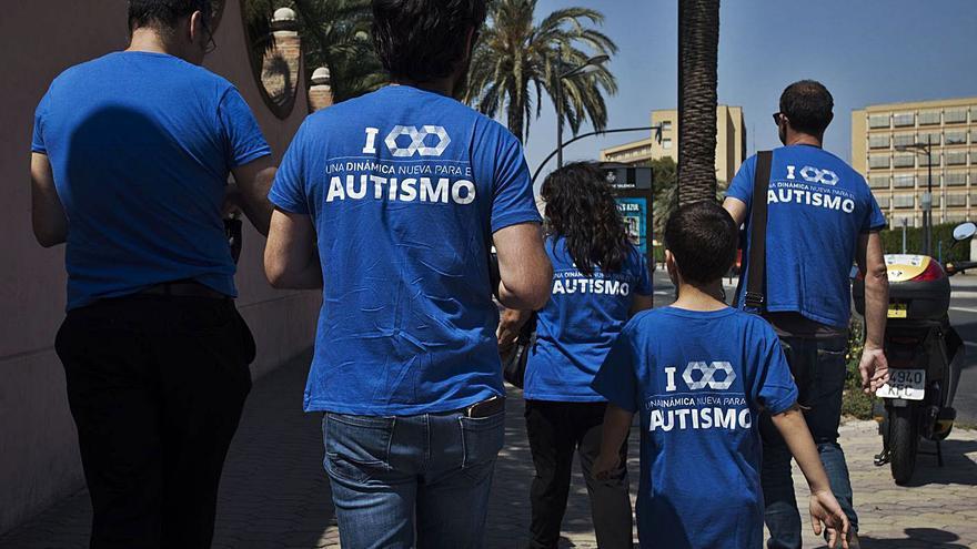 Casi 1.400 niños están sin terapia y en lista de espera para la atención temprana