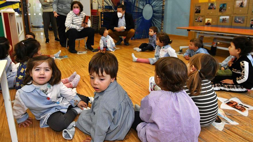 La demanda de escuelas infantiles duplica la oferta