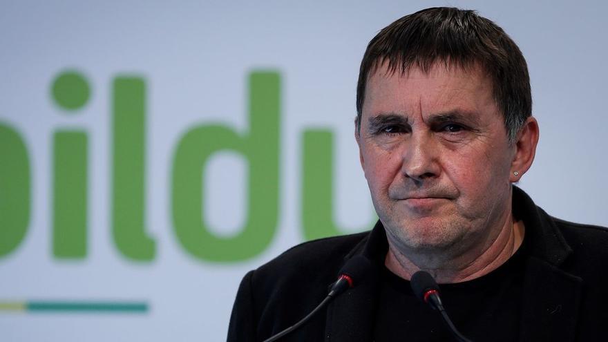 """""""Son palabras y nosotros creemos en los hechos"""", dice la delegada asturiana de la AVT"""